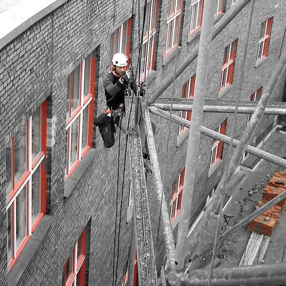 nextlevel - Fassadenkletterei - Bild 1