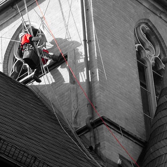 nextlevel - Fassadenkletterei - Bild 2